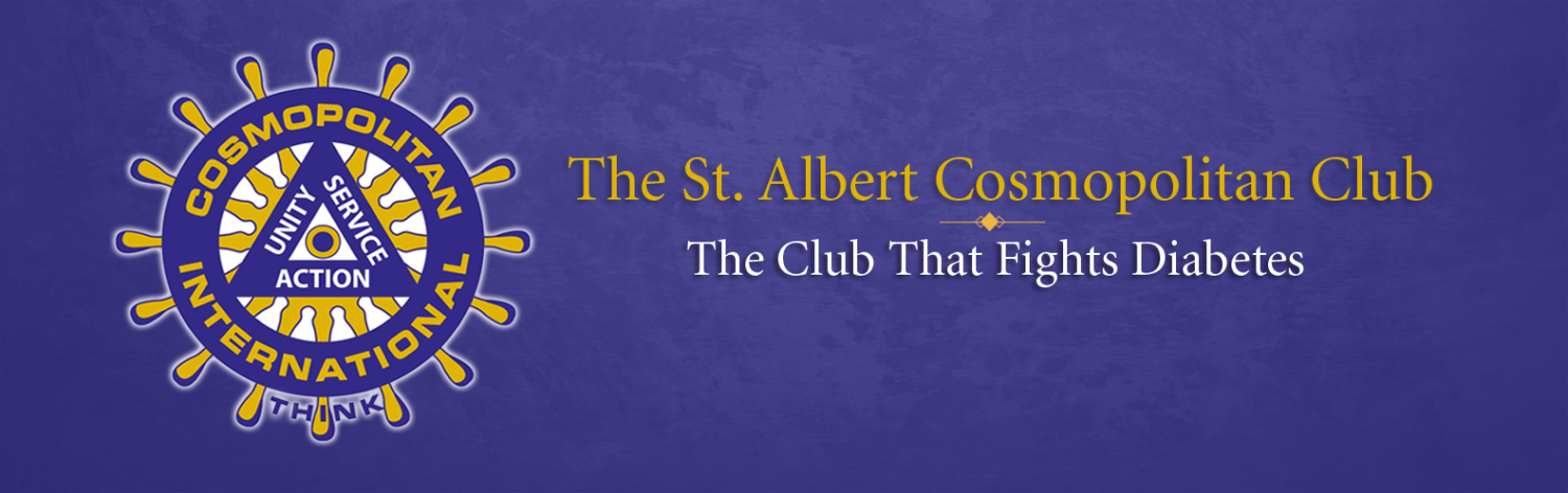 The St. Albert Cosmo Club